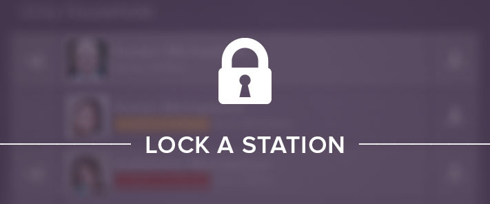 Lock A Station